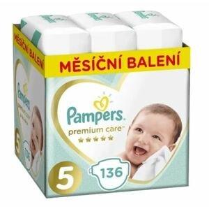 Pampers Premium Care S5 136ks, 11-16kg