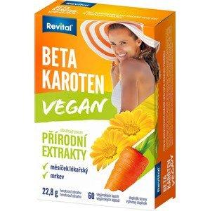 Revital Beta Karoten Vegan 60cps