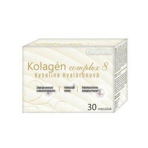 EDENPharma Kolagén complex 8 Kyselina Hyalurónová vrecúška 30ks