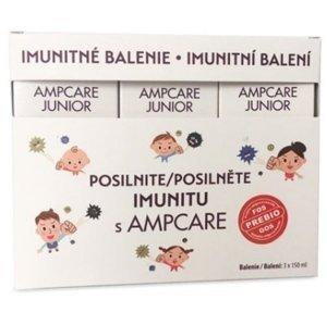AMPcare Junior imunitné balenie sirup 3x150ml