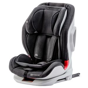 Autosedačka ONETO3 Isofix Black 9-36kg Kinderkraft 2019