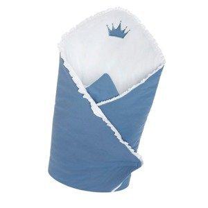 Belisima Zavinovačka s výstužou Royal Baby modrá