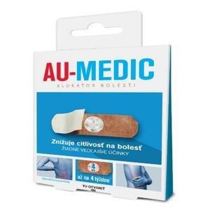 AU-MEDIC blokátor bolesti náplasti 4ks