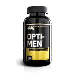 Opti Men - Optimum Nutrition 180 tab unflavored