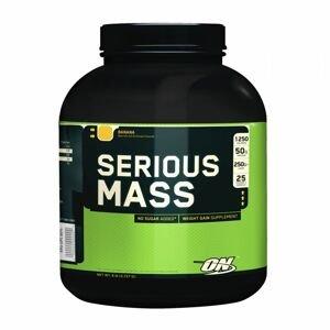 Optimum Nutrition Serious Mass 5450 g strawberry