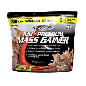 Muscletech 100% Premium Mass Gainer 5440 g vanilla