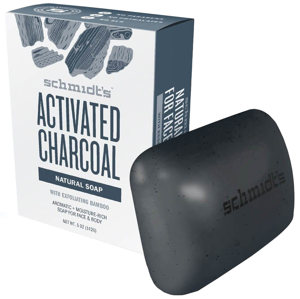 Schmidt's mydlo s aktívnym uhlím 85g
