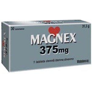 Magnex 375 mg 180 tbl