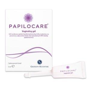 PAPILOCARE vaginálny gél 7x5ml