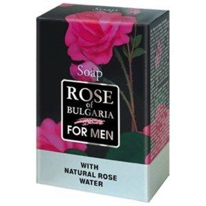 Biofresh Mydlo z ružovej vody pre mužov 100g