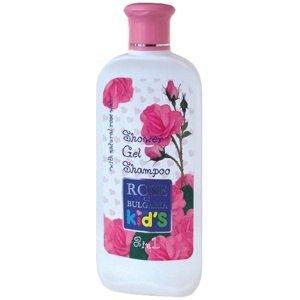Biofresh Šampón a sprchový gél pre deti z ružovej vody 200ml