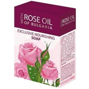 Biofresh Mydlo s ružovým olejom 100g