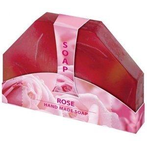 Biofresh Glycerinové mydlo z ruží ručne vyrabané 80g
