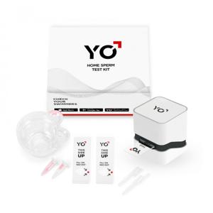 YO Test plodnosti pre mužov – 2 testy, verzia pre Android, MAC a PC