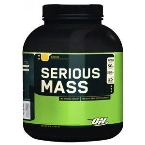 Optimum Nutrition Serious Mass vanilla 2727g