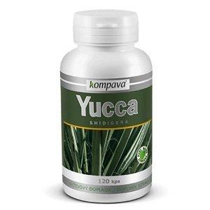 kompava Yucca Shidigera cps 450 mg 120 ks