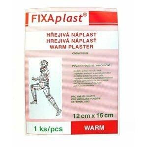 FIXAplast WARM hrejivá náplasť 12x16cm 1ks