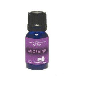 Altevita Esenciálny olej zmes Migréna 100% 10ml