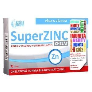 Astina SuperZINC CHELÁT 30tbl