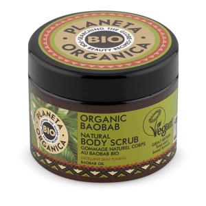 Planeta Organica Telový peeling Baobab 300ml