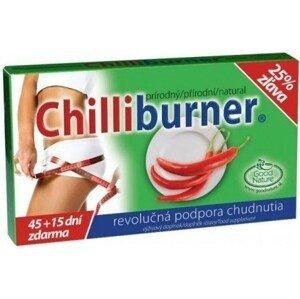 Chilliburner AKCIA 25% zľava tbl 45+15 zadarmo
