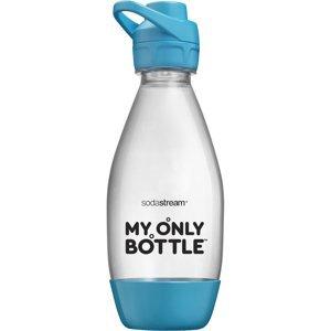 Sodastream MY ONLY BOTTLE fľaša tyrkysová 0,6l