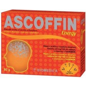 ASCOFFIN Energy vrecúška 10x8g