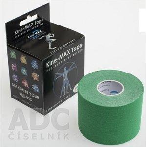 Kine-MAX Classic Kinesiology Tape zelená tejpovacia páska 5cm x 5m, 1x1 ks