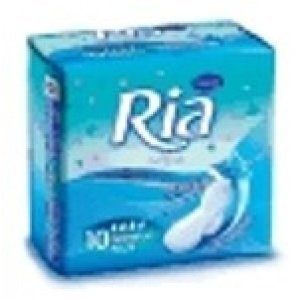 Ria Ultra Silk normal PLUS hygienické vložky 10 ks