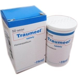 TRAUMEEL S 50 tabliet