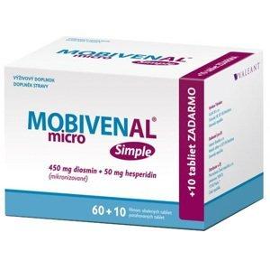 MOBIVENAL micro Simple 60+10tbl