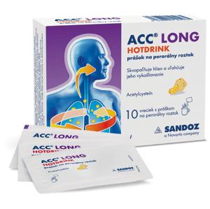 ACC LONG HOTDRINK plo por 600 mg 10 vrecúšok