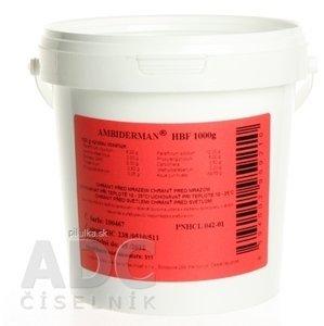 AMBIDERMAN HBF - HR crm 1000 g