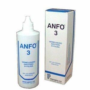 ANFO TRE tekuté mydlo s kyslým pH3,5 200 ml