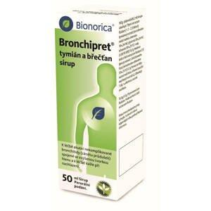Bronchipret sirup 50ml