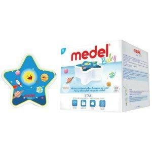 MEDEL BABY STAR Pneumatický piestový nebulizér pre deti
