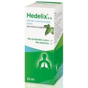 HEDELIX S.A. perorálne kvapky 20 ml