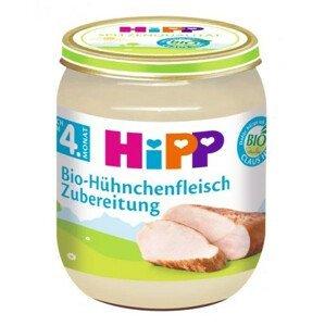 HiPP Príkrm BIO Kuracie mäso - pyré mäso 125g
