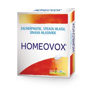 Homeovox 60 tabliet