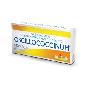 OSCILLOCOCCINUM 6 dávok