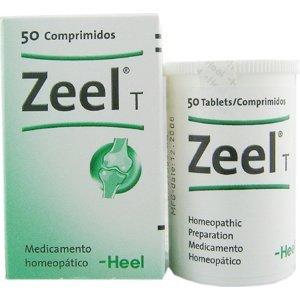 ZEEL comprimidos - HEEL 50 tabliet