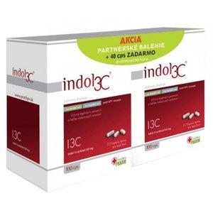 INDOL3C cps partnerské balenie dvojmesačná kúra AKCIA 2x100+40 zadarmo