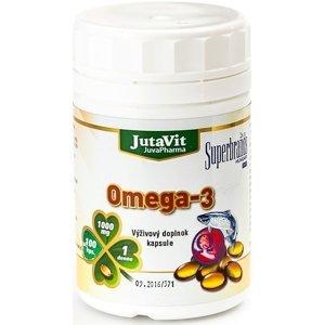 JutaVit Omega-3 100 cps