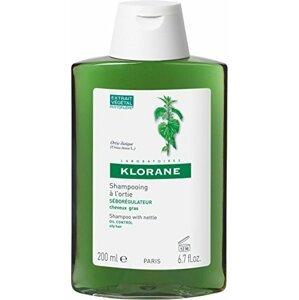 KLORANE šampón s výtažkom zo žihlavy 200 ml
