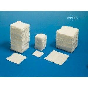 VIDRA Kompresy gázové nesterilné 7,5x7,5 cm 8-vrstvové 1x100 ks