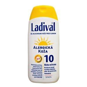 LADIVAL Allerg SPF 10 gel 200ml