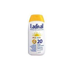 LADIVAL Children SPF 20 ochranné telové mlieko 200ml