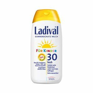 LADIVAL Children SPF 30 ochranné telové mlieko, 200ml