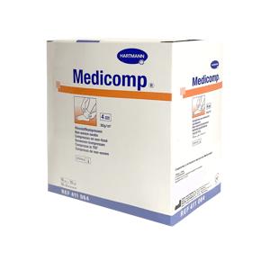 MEDICOMP kompres z netkaného textilu sterilný25x2