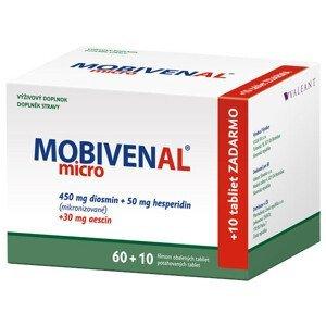 MOBIVENAL Micro 60+10tbl zadarmo